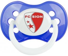 FC Sion : Sucette Anatomique personnalisée