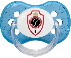 Tetine Royal Antwerp FC embout Cerise personnalisée