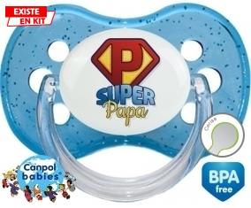 Super PAPA : Sucette Cerise personnalisée