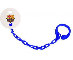 Attache-tototte FC Barcelone couleur Marine