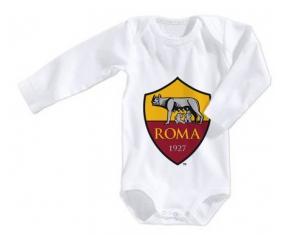 Body bébé As Roma 3/6 mois manches Longues
