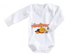 Body bébé Halloween style 2 6/12 mois manches Longues