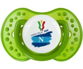 Coppa Italia 2020 Napoli : Vert classique Tétine embout Lovi Dynamic