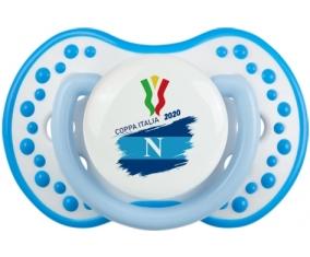 Coppa Italia 2020 Napoli : Blanc-bleu phosphorescente Tétine embout Lovi Dynamic