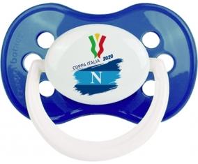Coppa Italia 2020 Napoli : Sucette Anatomique personnalisée