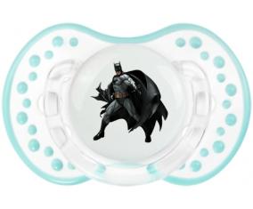 Batman design-1 : Retro-blanc-lagon classique Tétine embout Lovi Dynamic