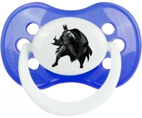 Batman design-1 : Sucette Anatomique personnalisée