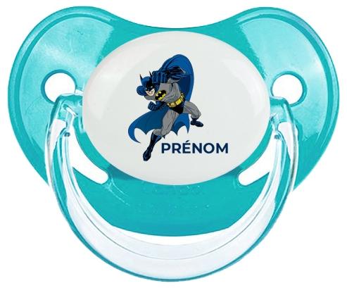 Batman design-2 : Bleue classique Tétine embout physiologique