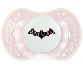 Batman logo design-2 : Retro-rose-tendre classique Tétine embout Lovi Dynamic