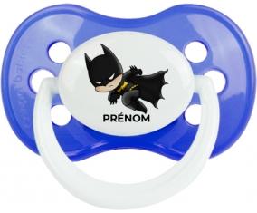 Batman kids logo design-4 avec prénom : Sucette Anatomique personnalisée