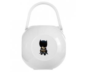Boîte à tétine Batman kids logo