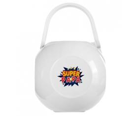 Boîte à tétine Super PAPA