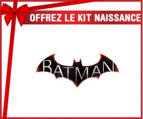 kit naissance bébé personnalisé Batman logo design-2