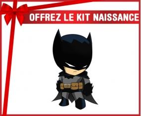 kit naissance bébé personnalisé Batman kids logo
