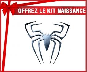 kit naissance bébé personnalisé Spiderman araignée