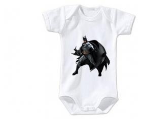 Body bébé Batman design-1 taille 3/6 mois manches Courtes
