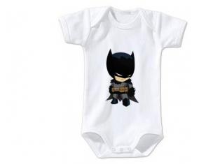 Body bébé Batman kids logo taille 3/6 mois manches Courtes