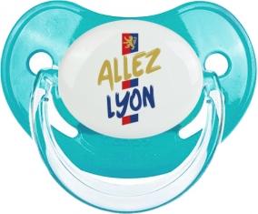 Olympique Lyonnais : Sucette Physiologique personnalisée