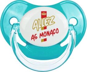 As Monaco : Sucette Physiologique personnalisée
