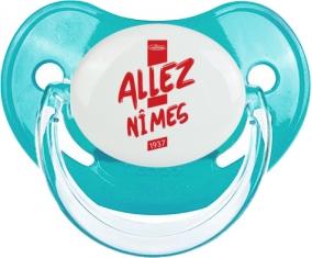 Nîmes Olympique : Tétine Physiologique