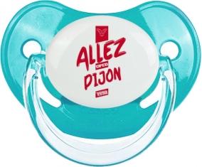 Dijon Football Côte-d'Or : Sucette Physiologique personnalisée