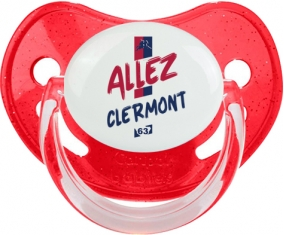 Clermont Foot : Tétine Physiologique