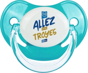 Espérance sportive Troyes Aube Champagne : Sucette Physiologique personnalisée
