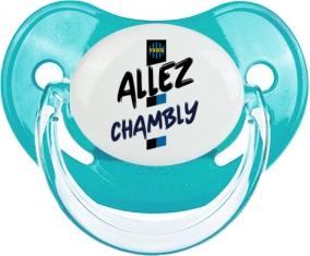 FC Chambly : Sucette Physiologique personnalisée