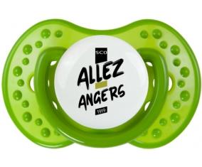 Angers SCO : Sucette LOVI Dynamic personnalisée