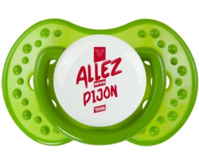 Dijon Football Côte-d'Or : Sucette LOVI Dynamic personnalisée