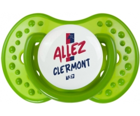 Tetine Clermont Foot embout LOVI Dynamic personnalisée