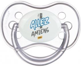 Amiens : Tétine Anatomique