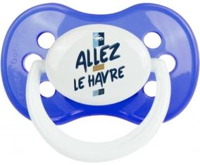 Le Havre Athletic Club : Tétine Anatomique