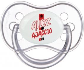 Athletic Club ajaccien : Tétine Anatomique