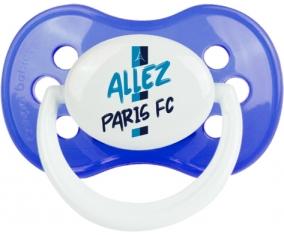 Paris FC : Tétine Anatomique