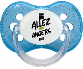 Angers SCO : Sucette Cerise personnalisée