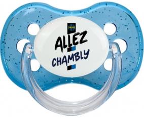 FC Chambly : Sucette Cerise personnalisée