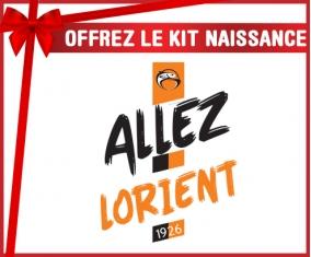 Kit naissance Fc Lorient