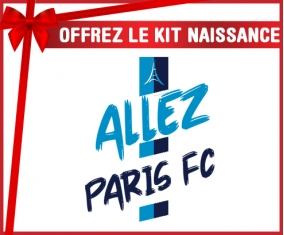 Kit naissance Paris FC