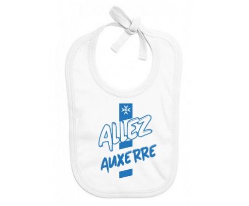A.J Auxerre : Bavoir bébé