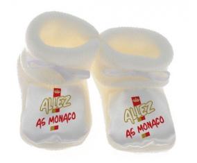 As Monaco : Chausson bébé