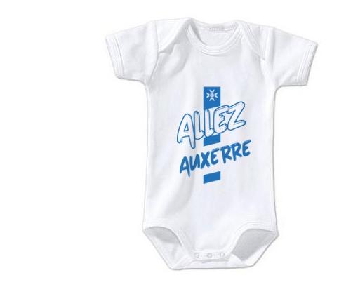 A.J Auxerre : Body Bébé