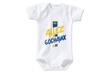 Football Club Sochaux-Montbéliard : Body Bébé