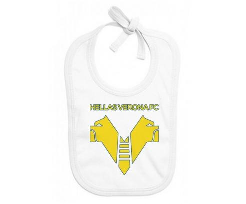Bavoir bébé personnalisé Hellas Verona Football Club