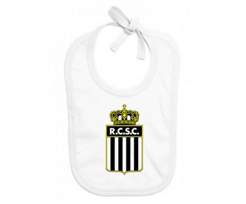 Bavoir bébé personnalisé Royal Charleroi Sporting Club