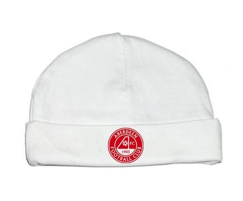 Bonnet bébé personnalisé Aberdeen Football Club