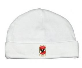Bonnet bébé personnalisé Al Ahly Sporting Club