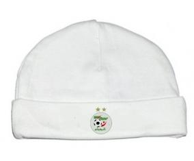 Bonnet bébé personnalisé Algeria national football team