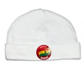 Bonnet bébé personnalisé Made in GHANA