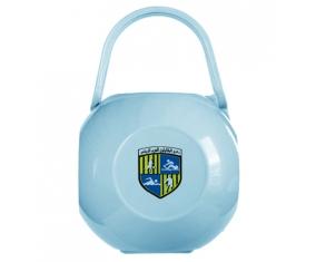 Boîte à tétine Arab Contractors Sporting Club de couleur Bleue